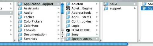 Stylus RMX 音色ライブラリーが空になって選択できない