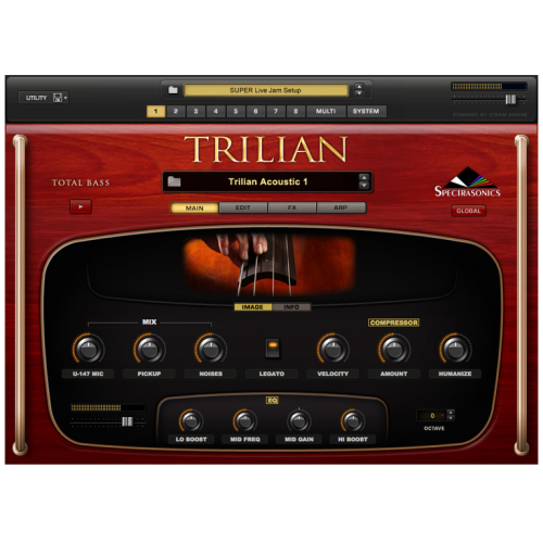 Trilian 最新バージョン・アップデータ 1.4.4c
