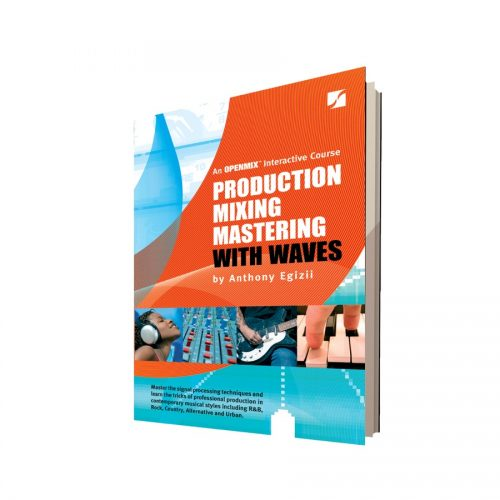 Production Mixing Mastering with Waves (日本語版)