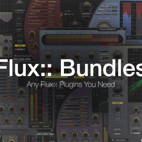 Flux:: Bundles