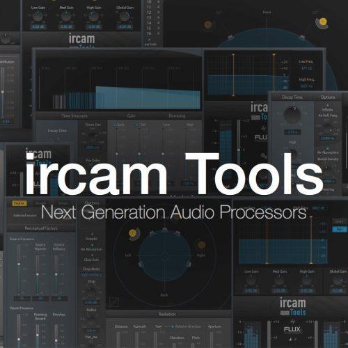 IRCAM Tools(販売終了)