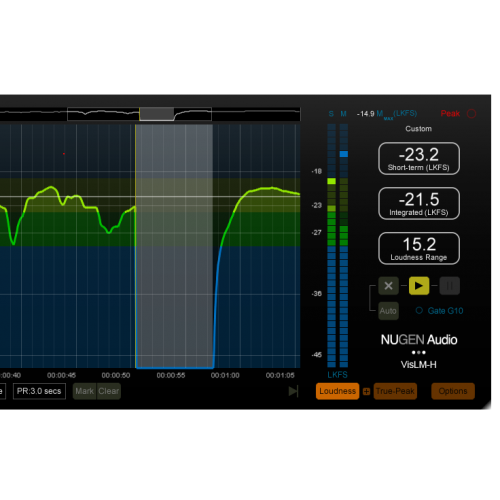 VisLM-H 2 Loudness Meter
