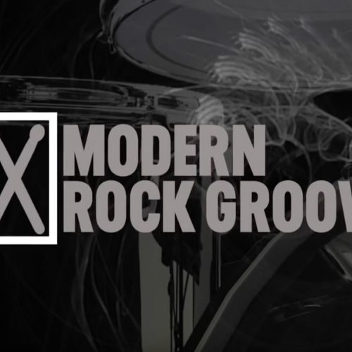 Modern Rock Grooves: BFD3 Groove Pack