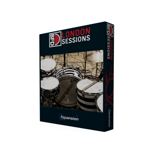 London Sessions: BFD Expansion Pack