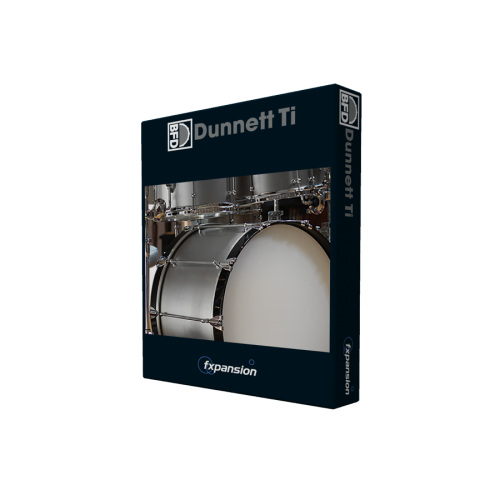 Dunnett Ti: BFD Expansion Kit