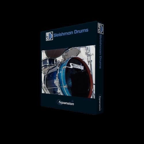 Sleishman: BFD Expansion Kit