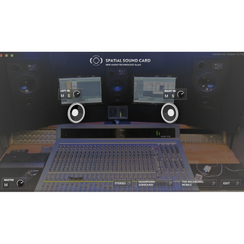 Spatial Sound Card – Pro Stereo App