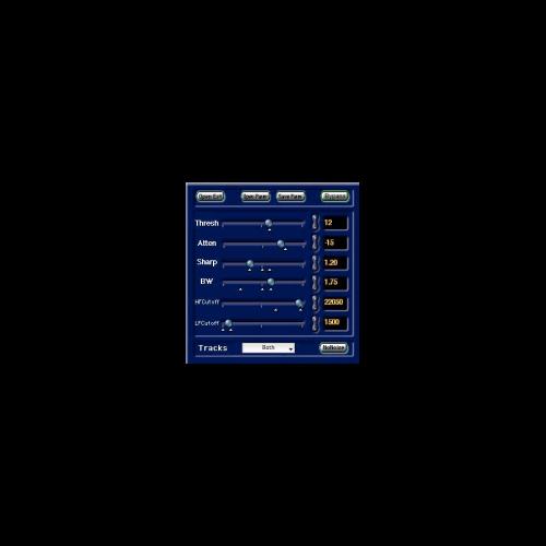 BroadBand DeNOISE II