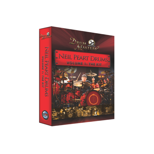 Neil Peart Drums: BFD Expansions