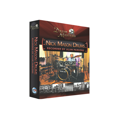 Nick Mason Drums: BFD Expansions