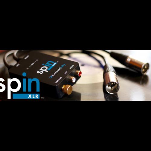 [生産完了] spinXLR