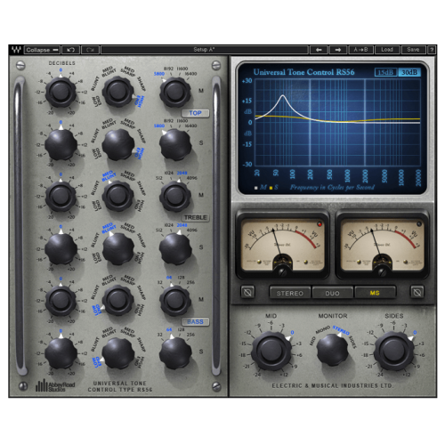 RS56 Passive Equalizer