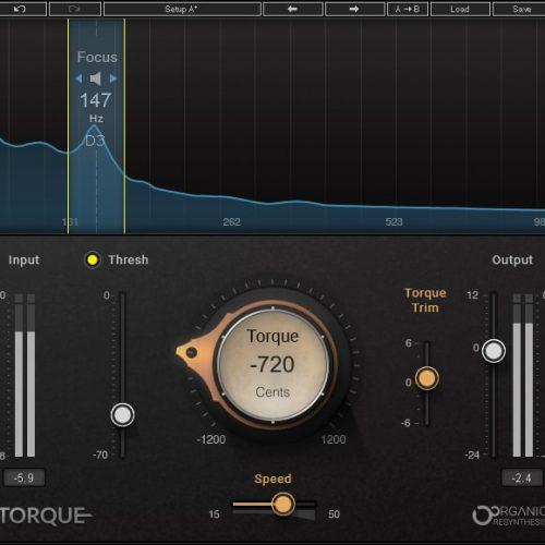 Waves WUP特典 プラグイン追加情報:  OVox Vocal ReSynthesis
