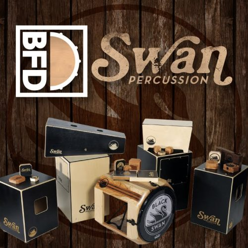 Swan Percussion: BFD Expansion Pack