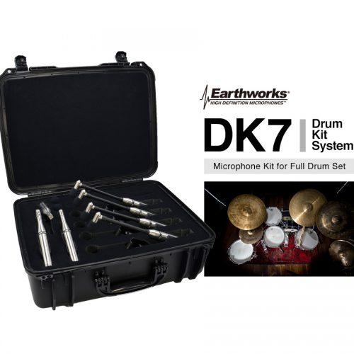 DK7 Drum Kit System