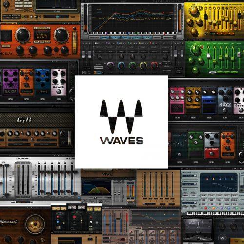 WAVESがV12へ。メジャーアップデートをリリース。