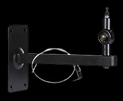 SC203, SC204 & SC205: Mic thread wall mount