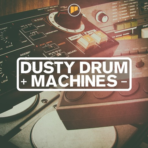 Geist Expander: Dusty Drum Machines [取り扱い終了]