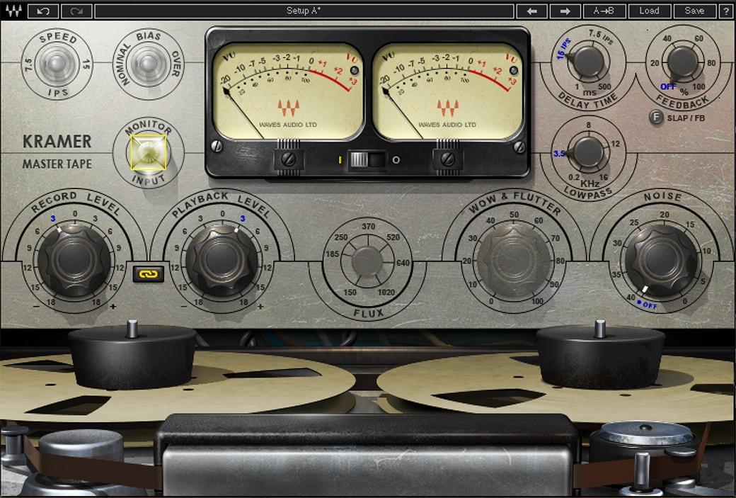 kramer-tape-input