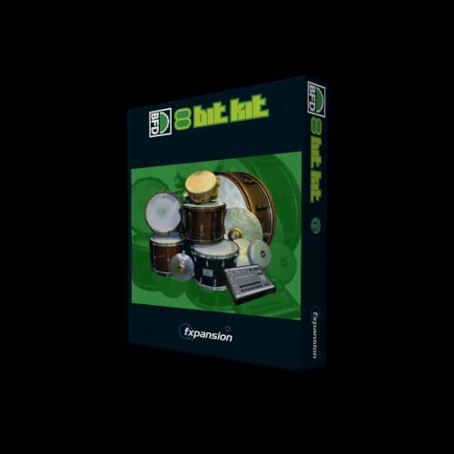 BFD 8 Bit Kit