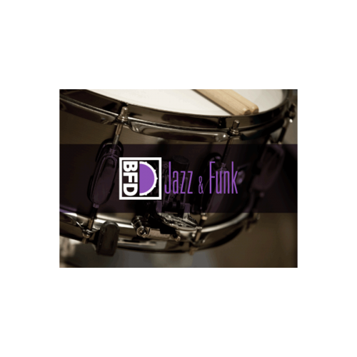 BFD Jazz & Funk Collection