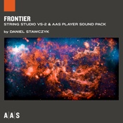FRONTIER: STRING STUDIO VS-2 SOUND PACK
