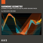 HARMONIC GEOMETRY: STRING STUDIO VS-2 SOUND PACK