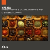 MASALA: STRING STUDIO VS-2 SOUND PACK