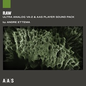RAW: ULTRA ANALOG VA-2 SOUND PACK