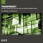 Transparency: ULTRA ANALOG VA-2 SOUND PACK
