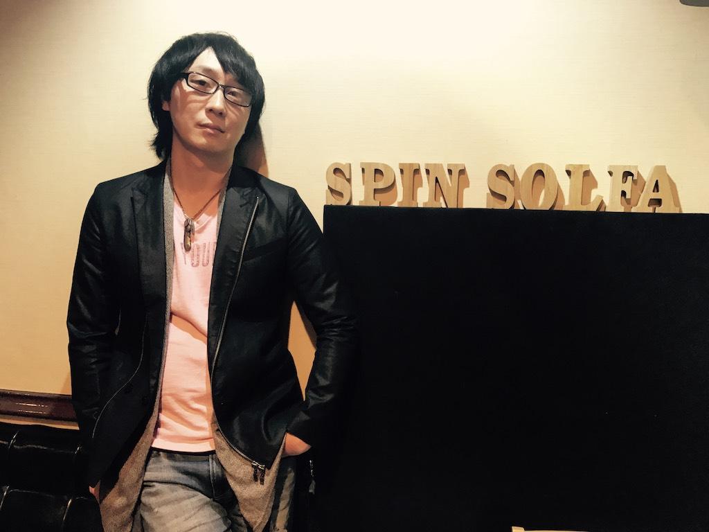 株式会社スピンソルファ 代表取締役・作曲家・プロデューサー 牧野 忠義