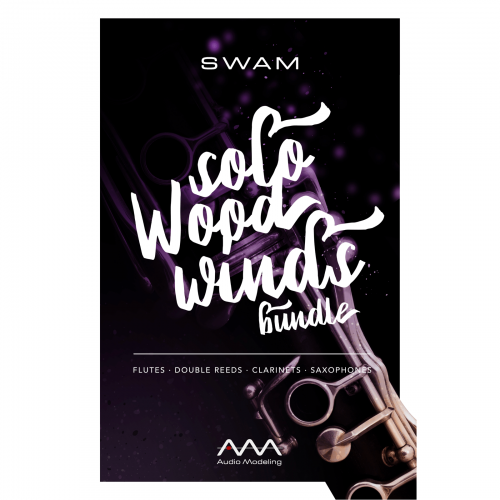 SWAM Solo Woodwinds Bundle