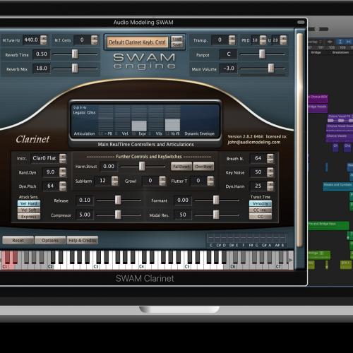 2018年10月23日以前にSample Modeling SWAM製品をご購入いただいた方へ<br>– Sample Modeling SWAM製品のAudio Modelingアカウント移行方法 –