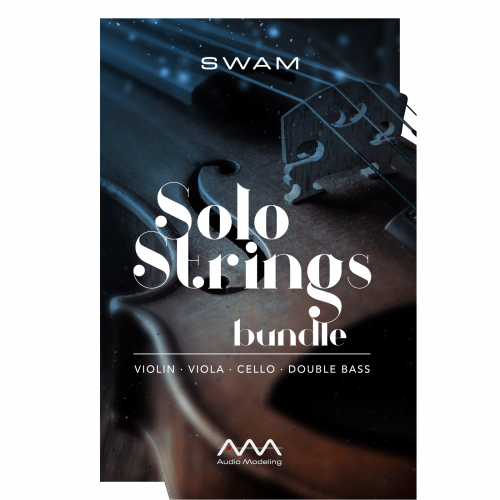 SWAM Solo Strings Bundle