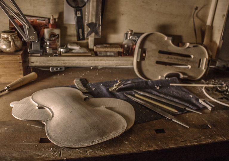 弦楽器 同期波形アコースティック・モデリング