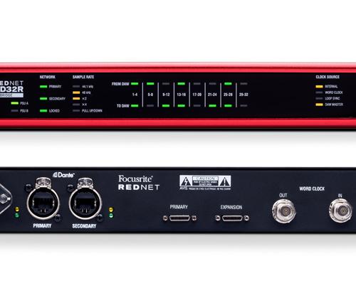 RedNet HD32R