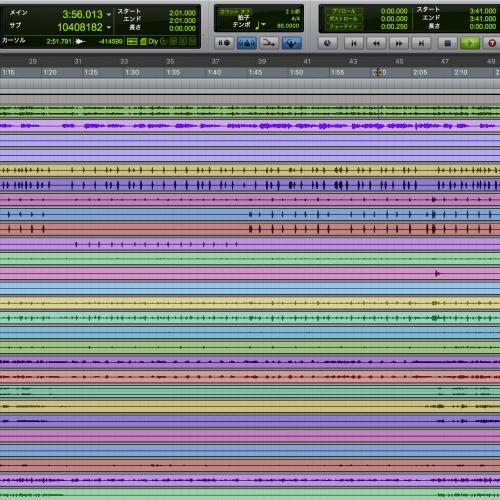 安定したPro Tools HDX環境での録音/再生をライブ環境でも。