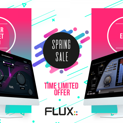 Flux:: Spring Sale! Bitter Sweet ProとElixirが期間限定でお得に。
