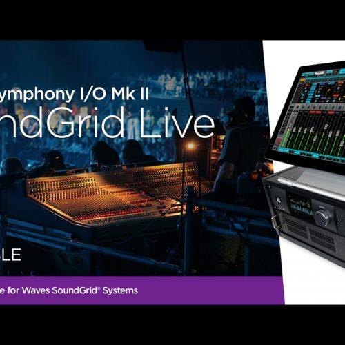 Apogee Symphony I/O MkII – SoundGrid