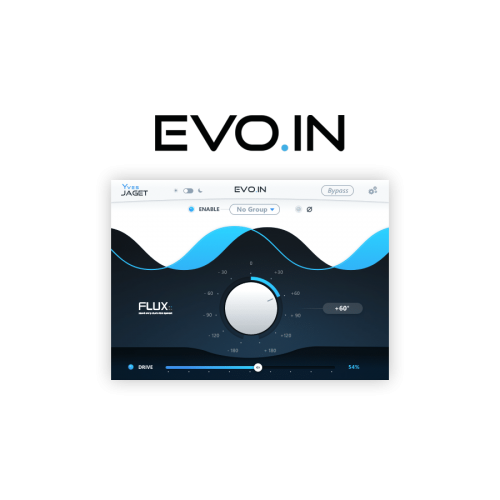 Flux:: Evo In イントロ価格6,480円で4/19(金)発売!