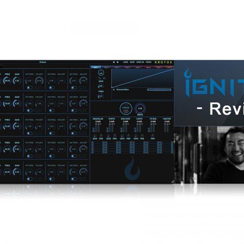 Krotos Igniter Review : エンジン音をシンセサイズするソフトウェア