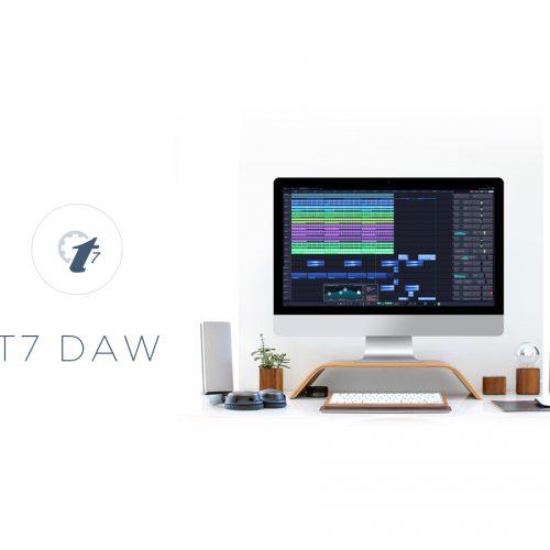 T7 DAW