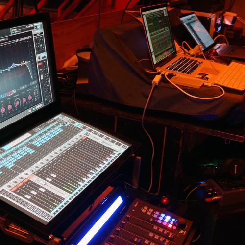 Waves e-Motion LV1とTracks Liveを活用したライブ・レコーディングのセットアップ