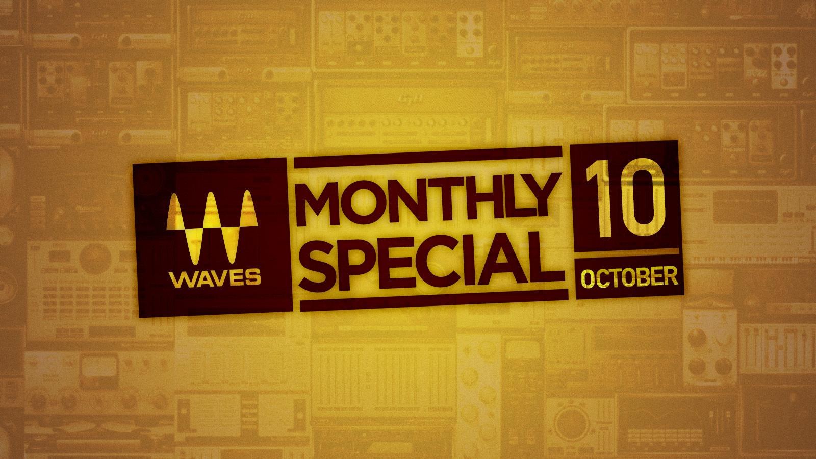 Waves 10月のプロモーション