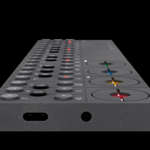 OP-Z ヘッドセットジャックにライン機器を入力してサンプリングできますか?