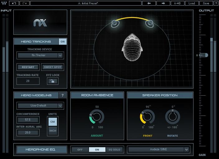 Nx Virtual Mix Room