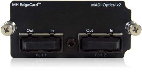MADI Optical x2