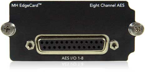 Eight Channel AES