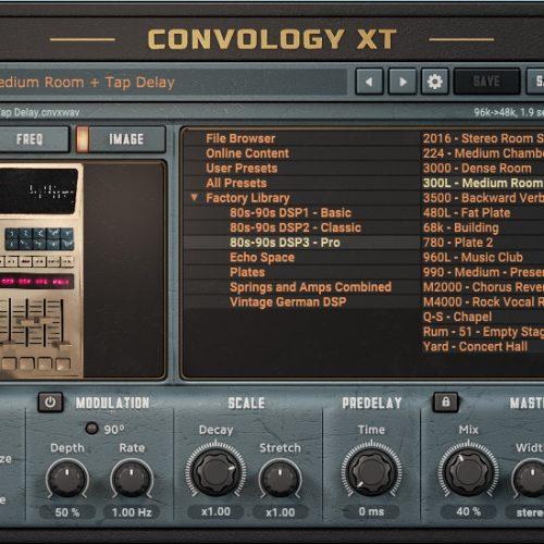 Convology XT
