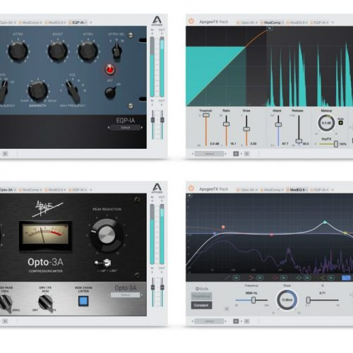 Apogee FX Rack Bundle